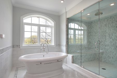 Glass shower doors calgary