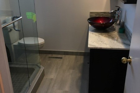 Bathroom renovation calgary