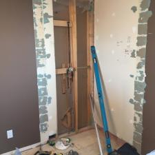 Calgary bathroom rebuild 2