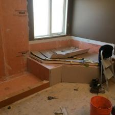 Calgary bathroom rebuild 3