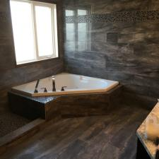 Calgary bathroom rebuild 6